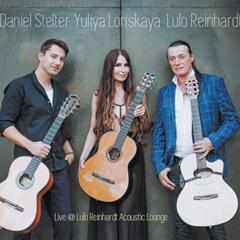 Live Acoustic Lounge, mit Daniel Stelter und Yuliya Lonskaya
