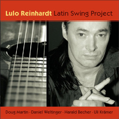 Lulo Reinhardt Latin Swing Project