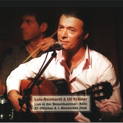 Lulo Reinhardt Uli Krämer - Live Besenkammer