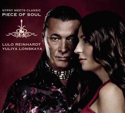 CD - Yuliya Lonslaya | Lulo Reinhardt - Piece Of Soul