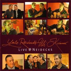Lulo Reinhardt Uli Krämer - Live at Neidecks