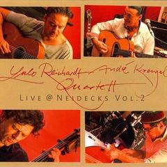 Lulo Reinhardt Andre Krengel Quartett