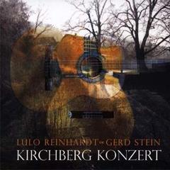 Lulo TReinhardt & Gerd Stein - Kirchberg Konzert