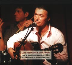 Lulo Reinhardt Duo with Uli Krämer